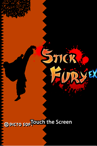 Screenshot StickFury_EX
